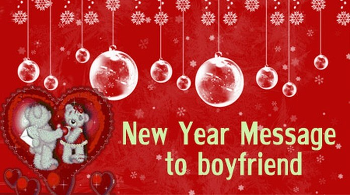 Happy New Year Images Boyfriend