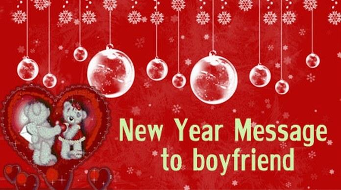 Happy New Year Images Boyfriend