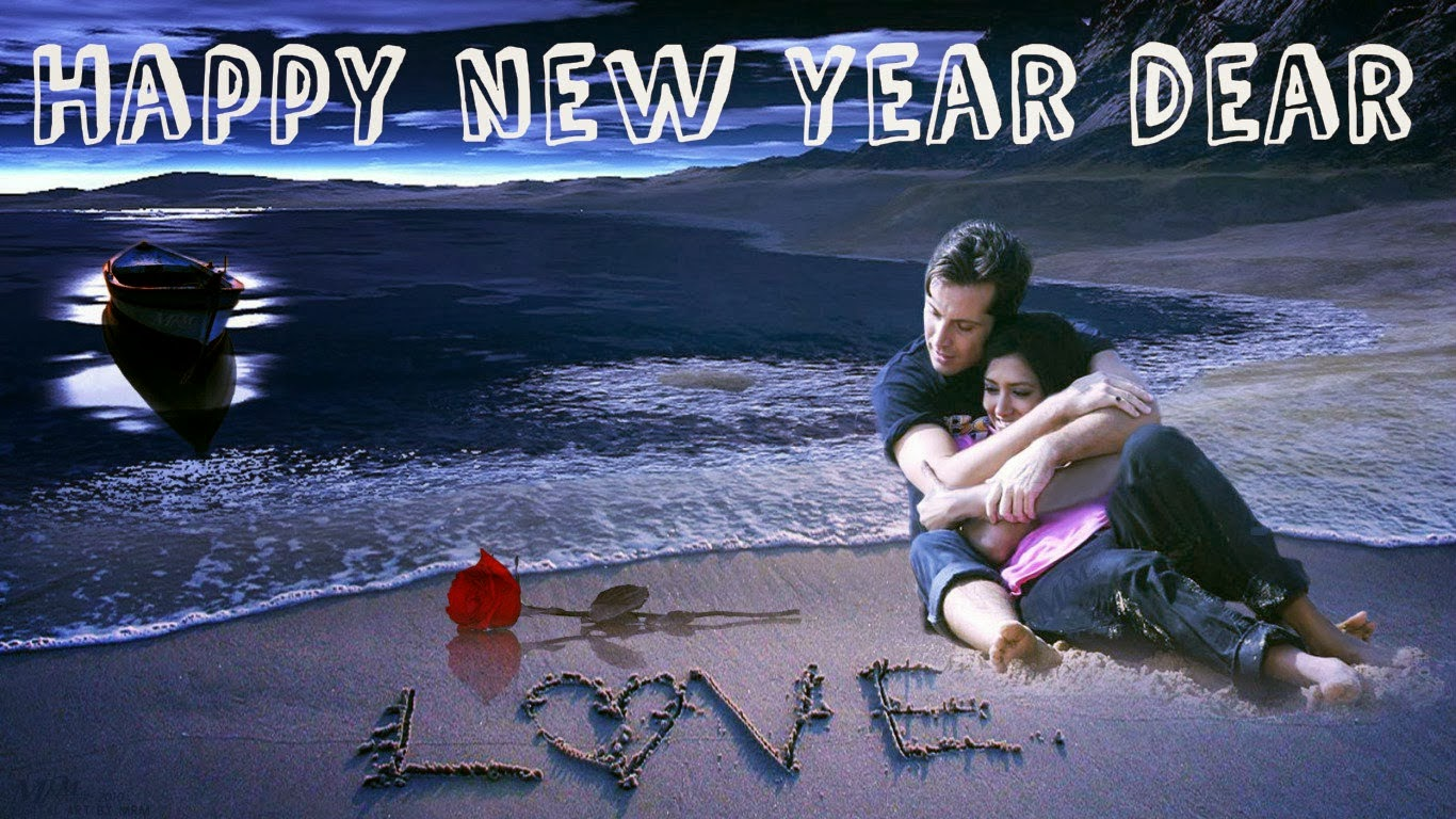Happy New Year Wishes Message For Lover