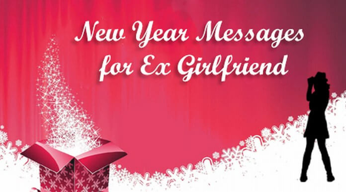 Happy New Year Wishes for Ex Girlfriend