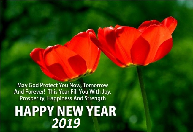 Happy New Year Wishes for Lover 2019 to Make Him Happy