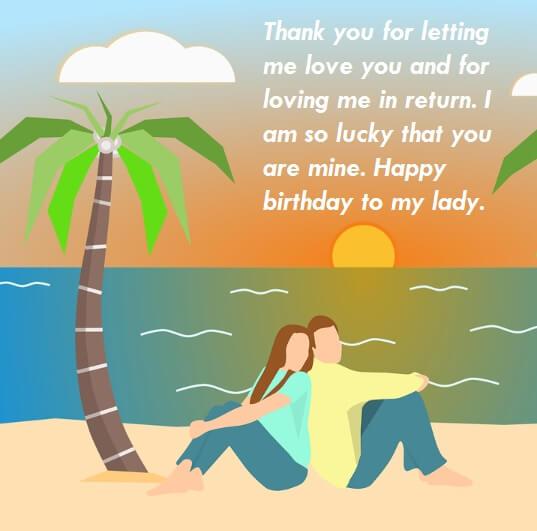 Heartfelt Happy Birthday Wishes For Wife