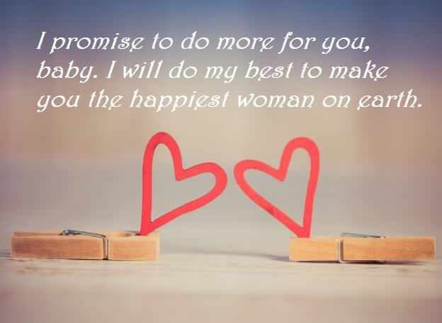 I Love You Wishes For Wife