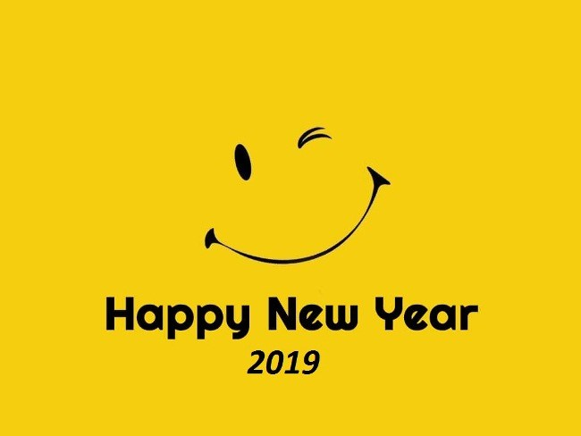 Latest Happy New Year Greetings for Whatsapp 2019 Download