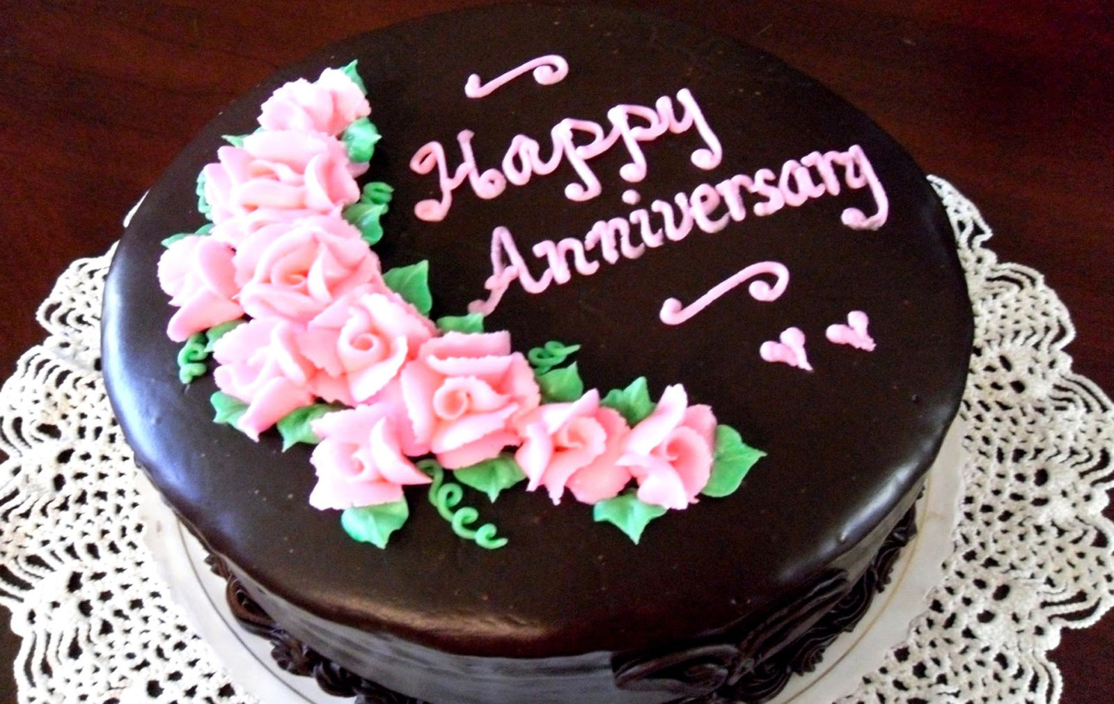 Marriage Anniversary Cake Love Wishes Images