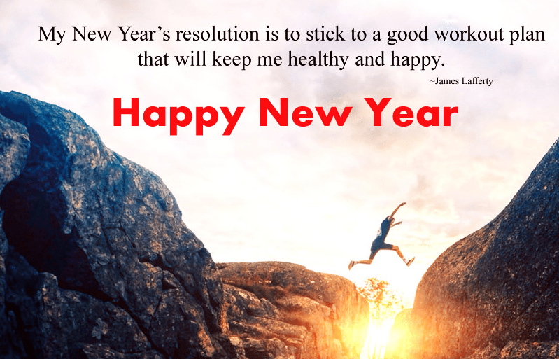 New Year Resolution Ideas and Funny Quotes
