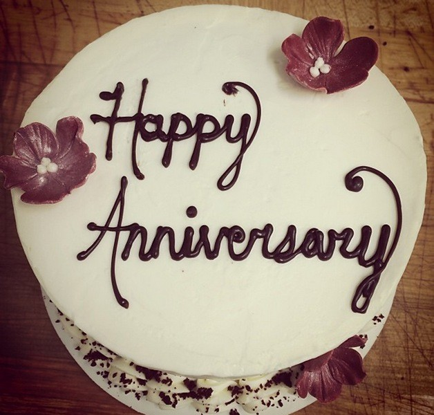 Wedding Anniversary Cake Images Download Anniversary Images Hd