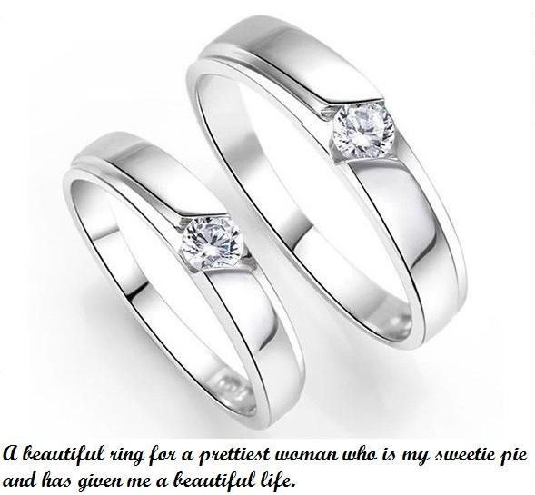 Wedding Anniversary Ring Photos