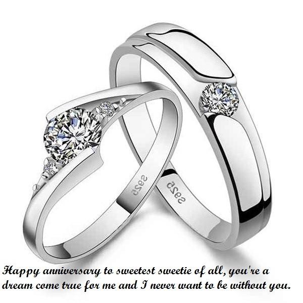 Wedding Anniversary Ring Pics Wishes