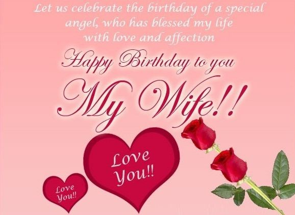 Super Birthday Love Quotes For Wife Personalised Birthday Cards Paralily Jamesorg