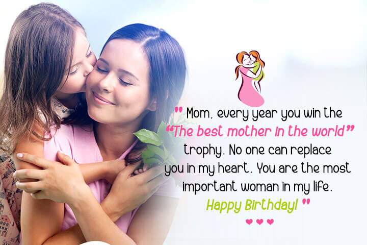 Birthday SMS For Mother