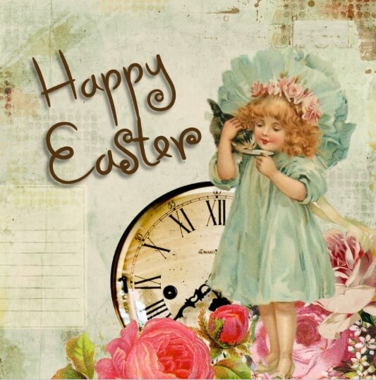 Happy Easter Greeting Cards Messages