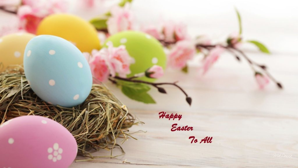 Happy Easter Greetings Cards Wishes For Friends