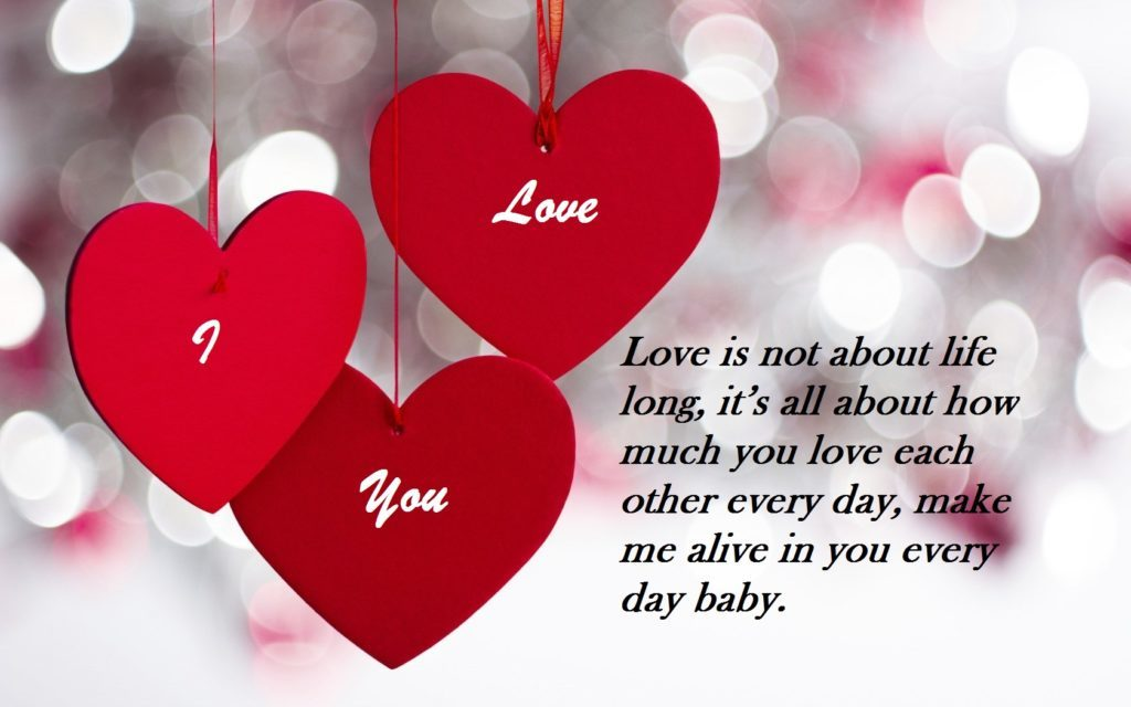 Love Romantic Quotes For Him