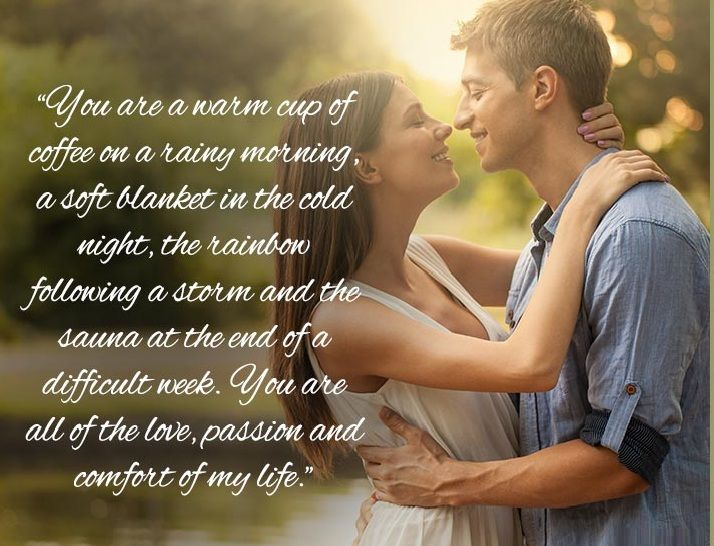 Romantic and Love Quotes For Husband