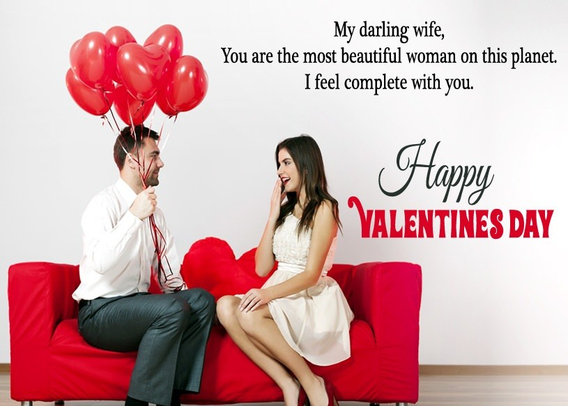 Romantic Valentine Day Quotes For Girlfriend