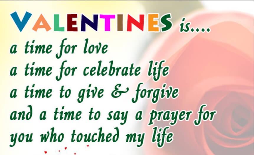 Valentines Day Love Poems