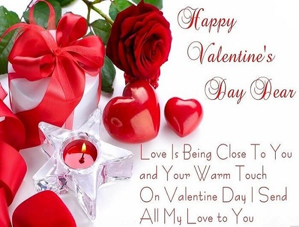 Valentines Wishes for Wife