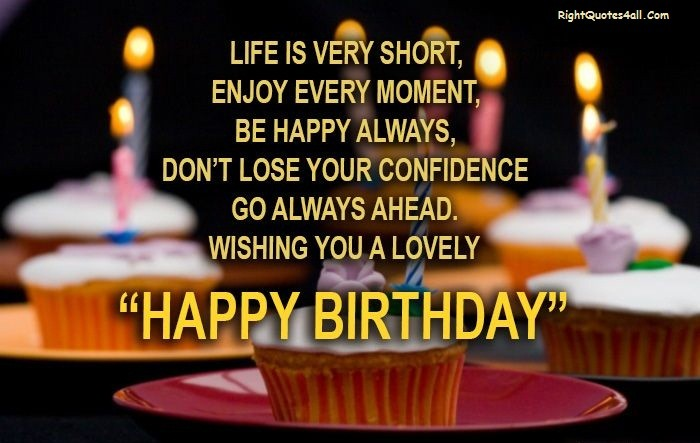 Happy Birthday Quotes