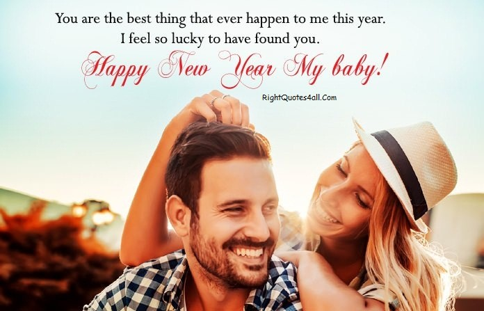 Happy New Year Wishes Messages For Lover