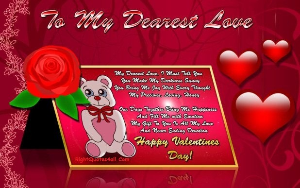 SOME OF THE BEST VALENTINE'S DAY WISHES