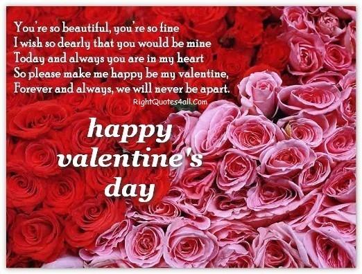 Sweet Valentines Day Greetings