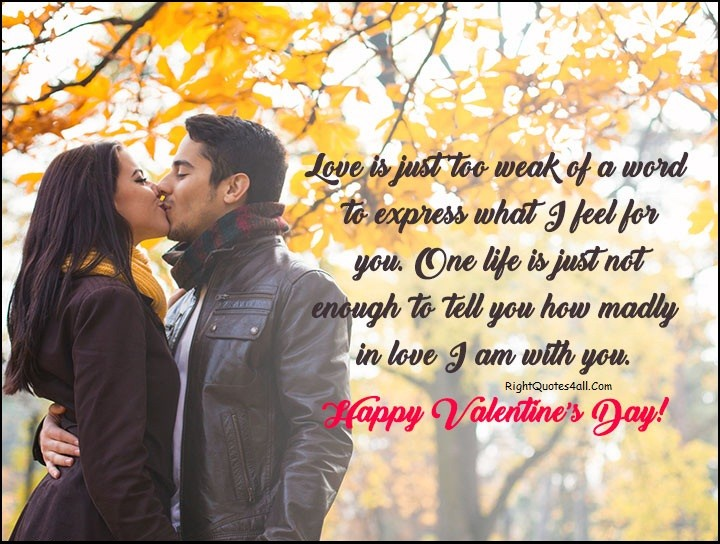 Valentine Day Quotes For Her