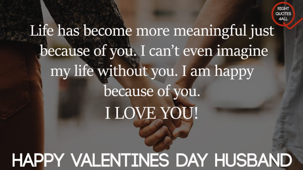 valentine s day wishes for husband messages quotes