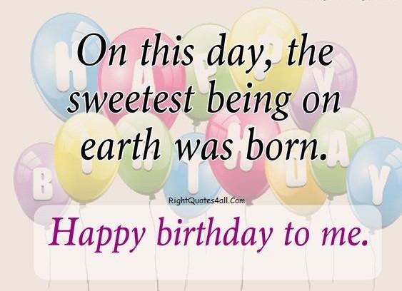 Best Self Birthday Wishes