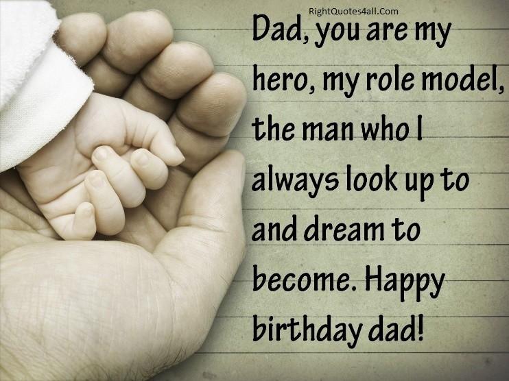 Wish Your Dad a Happy Birthday
