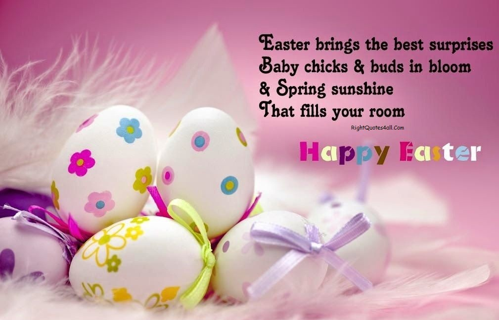 Blessed Easter Quotes for Love