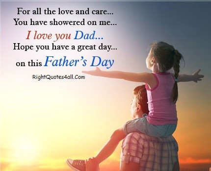 CuteFather's Day Messages