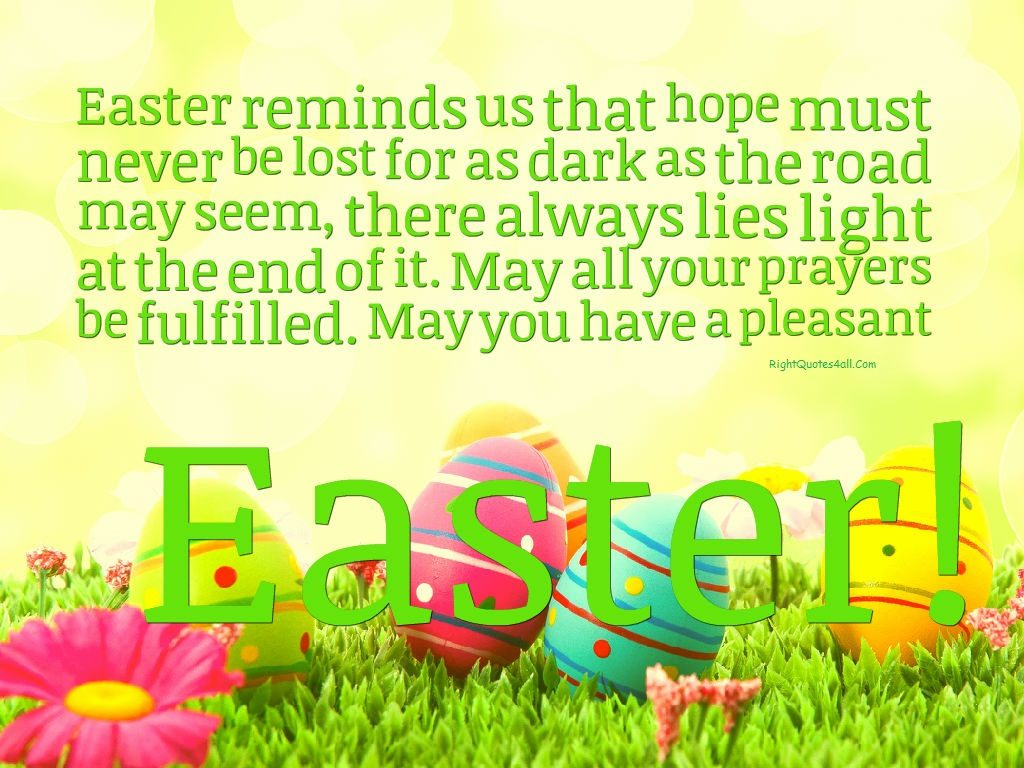Easter 2019 Quotes for Family