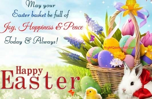 Easter Greetings for Family