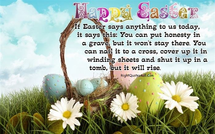 Easter Quotes and SMS 2019