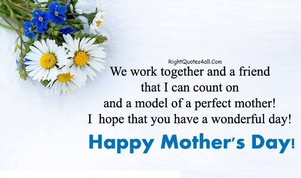 FEW MORE MOTHERS DAY WISHES