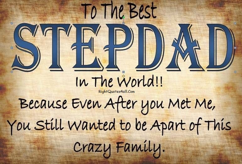 Fathers Day Wishes For Step-Father