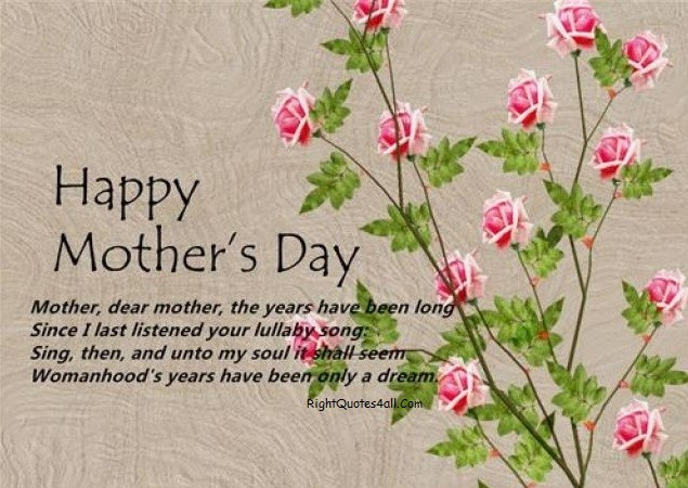 Mothers Day Wishes Messages Images