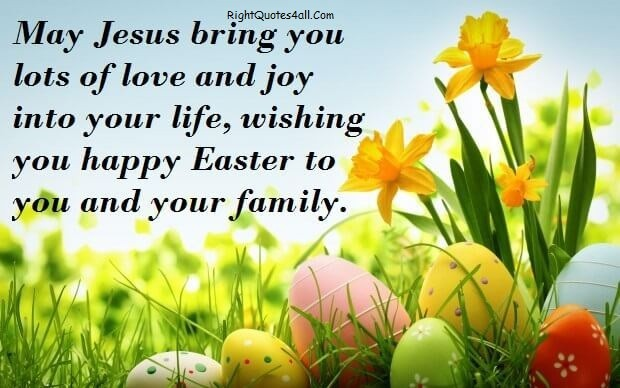 Warm Easter Wishes