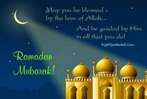 Happy Ramadan Quotes & Sayings