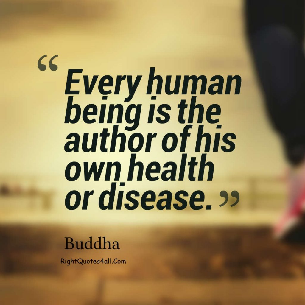 Health Sayings