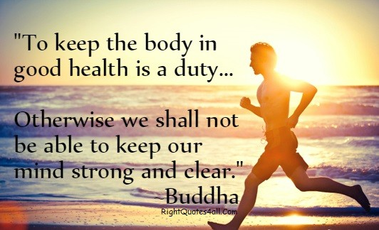 Positive Quotes About Health