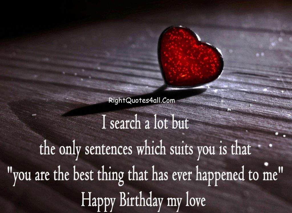 long birthday message for girlfriend