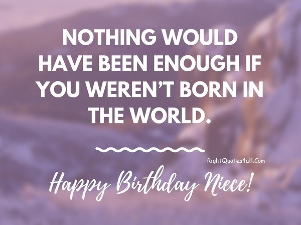 happy birthday niece quotes wishes and messages %