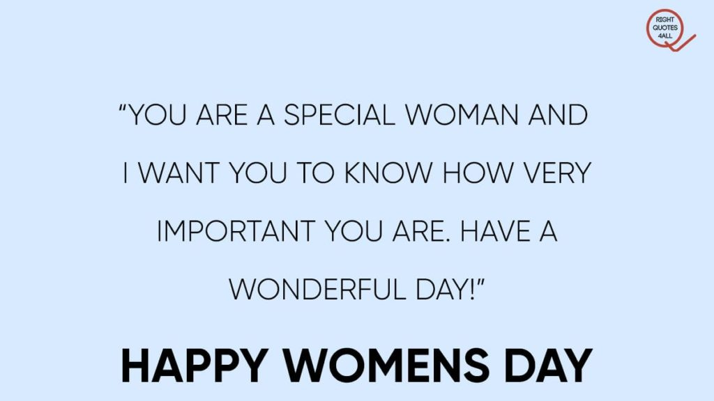 Working Womens Day Quotes