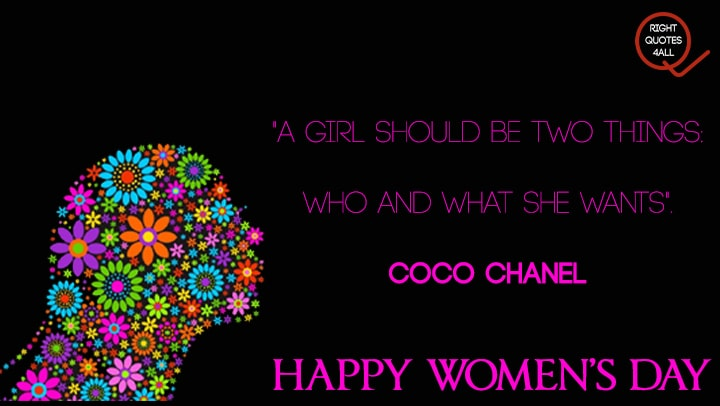 best quotes on womens day