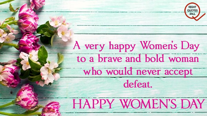 best womens day wishes quotes