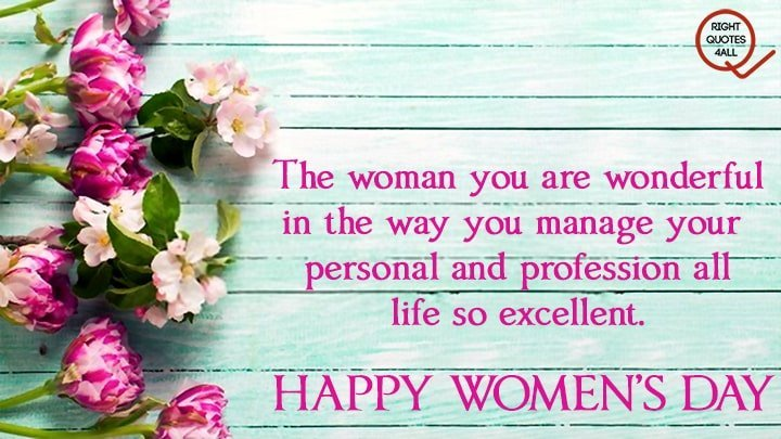 wishes on womens day