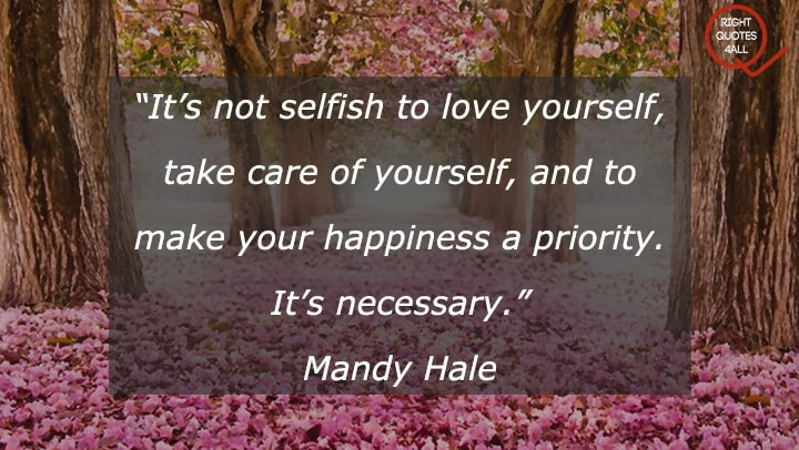 About Self-Care
