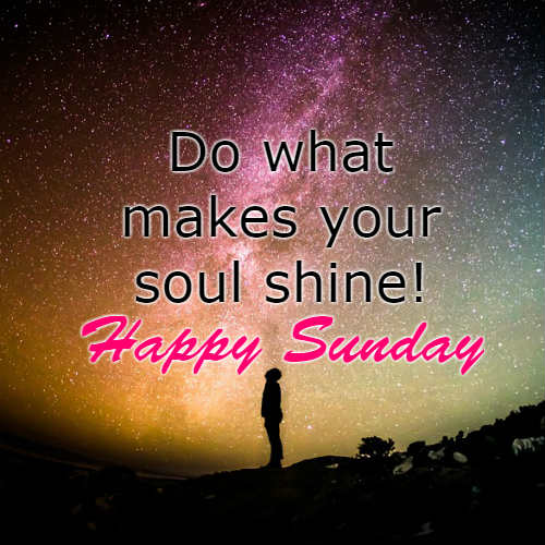 Happy Sunday Quotes For Friends